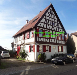 Fachwerkhaus Ochsenbach