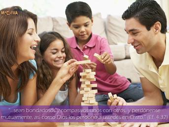 Construyendo familias saludables.