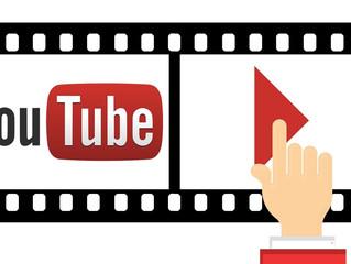 動画始めました in YouTube