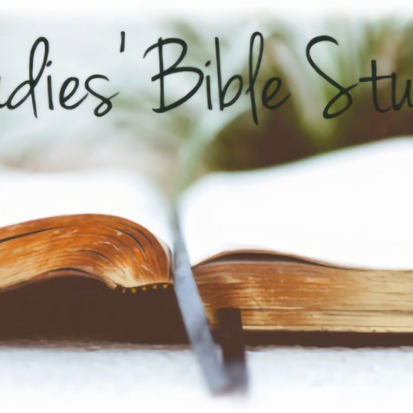 Ladies Meeting & Bible Study will return in May