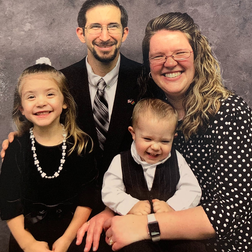 Missionaries The Stalcup Family