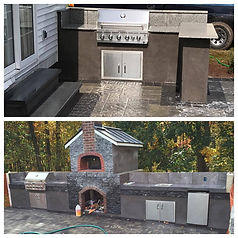 Custom Outdoor Kitchens Marvelous Masonry LLC
