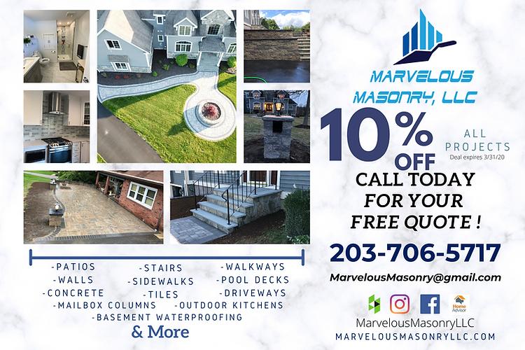 marvelous masonr coupon savings discount