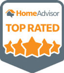 HomeAdvisor top rated pro