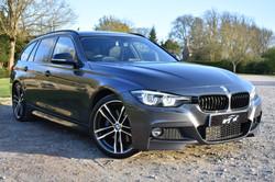 """BMW 3 Series """"Shadow Edition"""""""