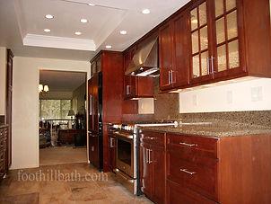 Kitchen Remodeling, Granite Countertops, Tile. Custom Cabinets, Tile Floors