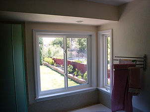 Window Installation, Vinyl Replacement Windows