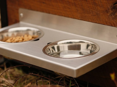 Wall Mounted Water Bowls
