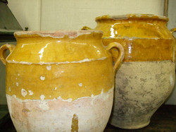 French Olive jars