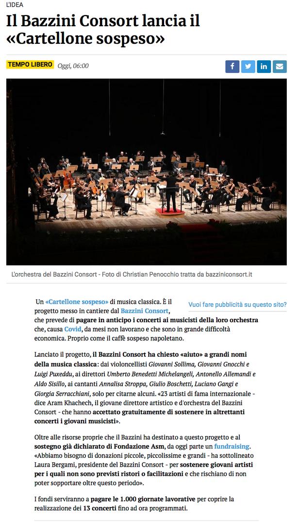 Giornale di Brescia - 31/12/2020