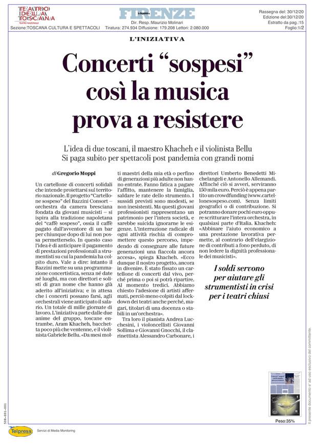 La Repubblica - 30/12/2020
