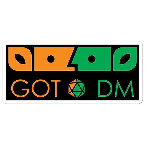 GOT DM Sticker Color
