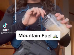 Mountain Fuel (Overnight Granola)