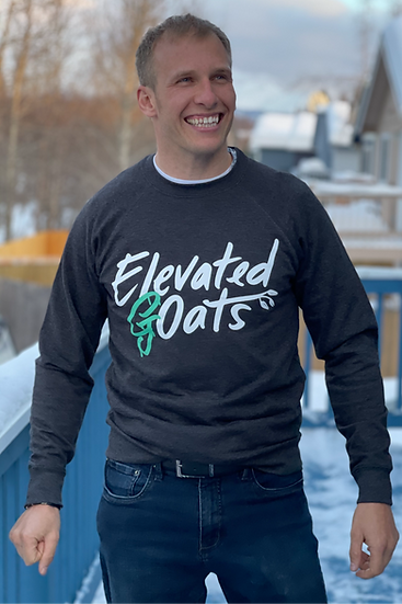 Elevated GOATS Crew Neck