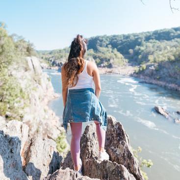 Great Falls (VA Side)
