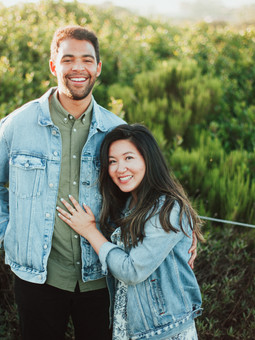 Point Dume Engagement