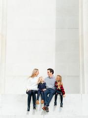 Lincoln Memorial Family | Washington, DC