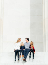 Lincoln Memorial Family | Washington, DC