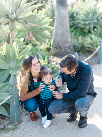 Happy Little Family | Santa Monica, CA