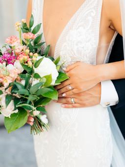 Kimpton Hotel Micro Wedding | Baltimore, Maryland