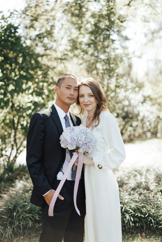 Intimate Maryland Micro-Wedding