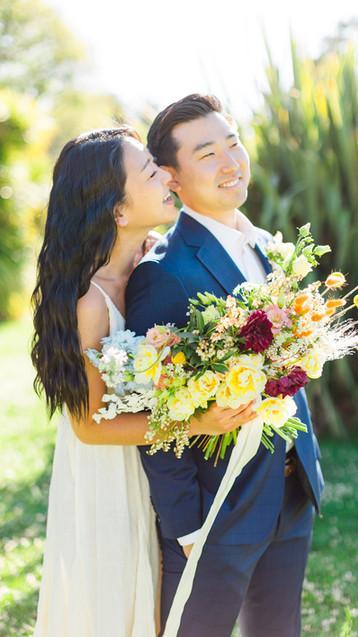 Spring Bridal Editorial | Los Angeles, CA