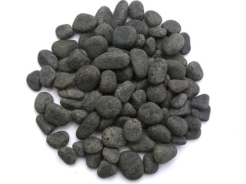 Natural coloured pebbles - Midnight sky - Stozo pebbles - Chennai, India