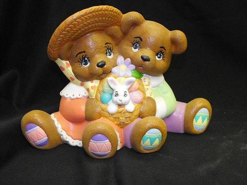 Large Cuddle Easter Bears