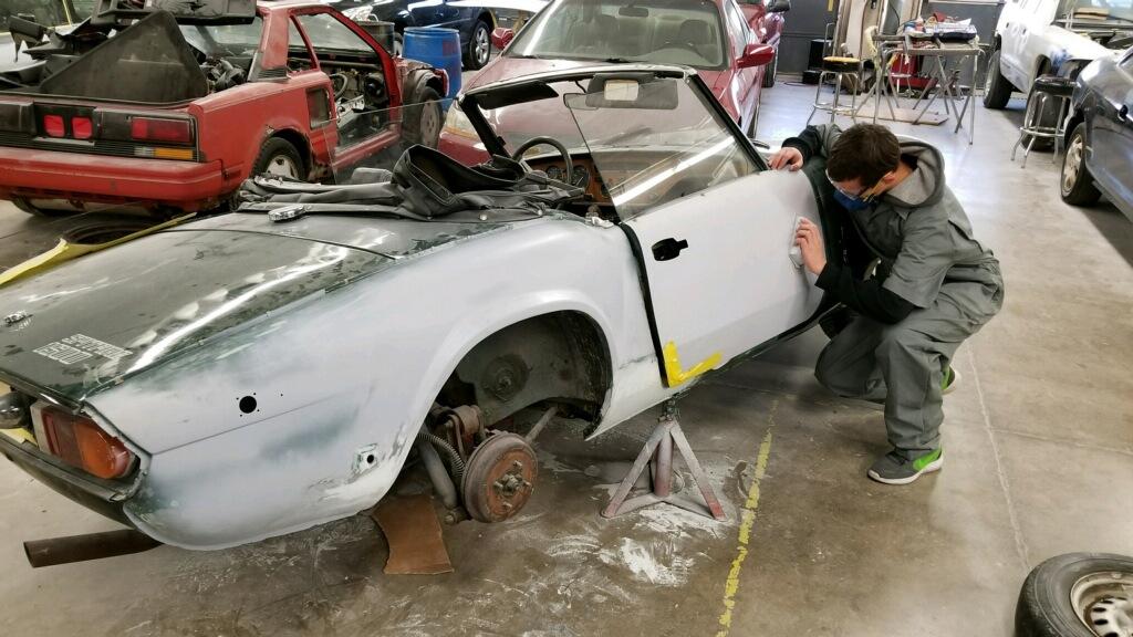 Class Automotive Collision Repair Jelcc