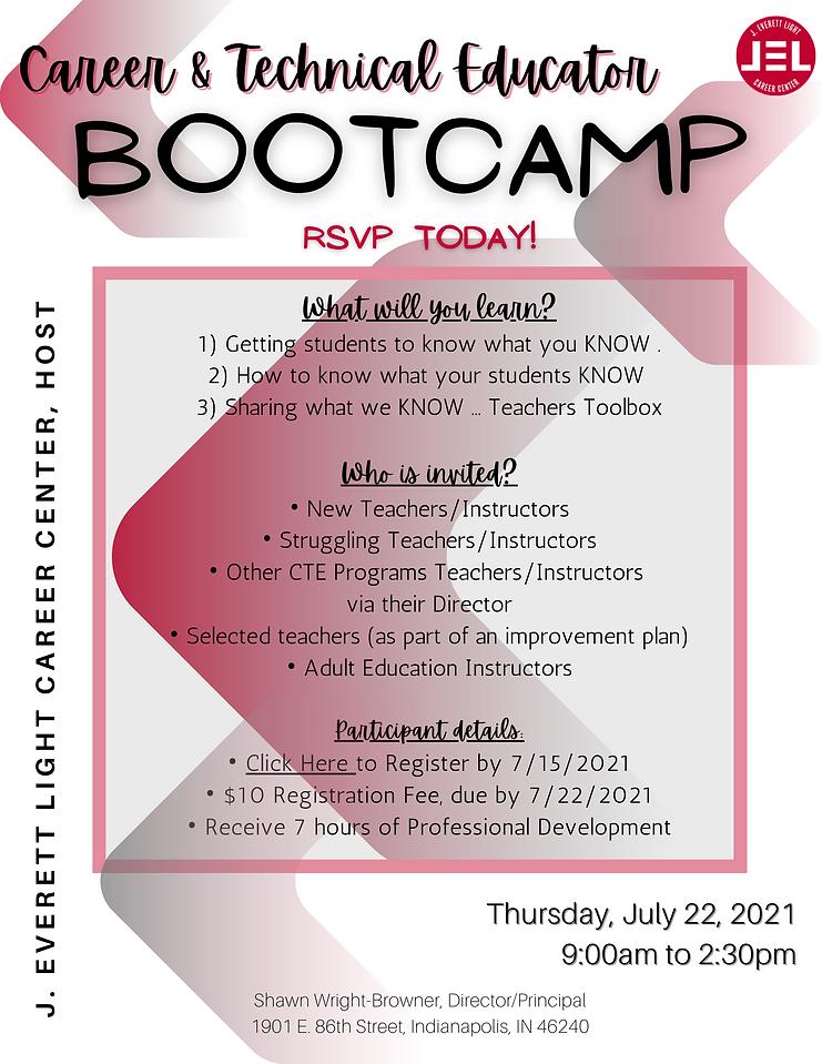 CTE Bootcamp