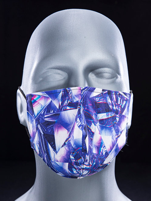 Purple Texture (Reversible)