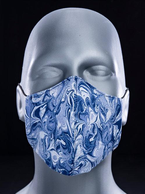Blue Texture (Reversible)