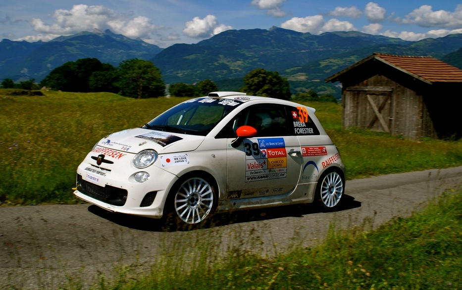 Rally du Chablais, Lavey 27-28 05 2011.jpg