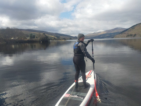 Top Five Boardsports to do in Perthshire
