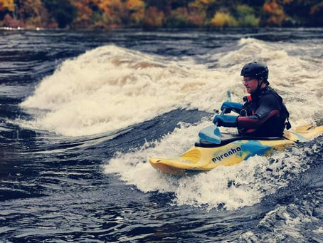 Top Five Whitewater Kayaking Destinations