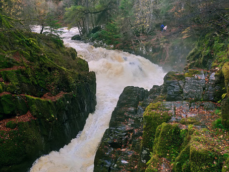 Top Five Perthshire Film and TV locations