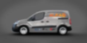 Van Side Alkag Custom Design by sparrow