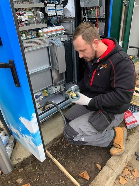 Alkag Electrical Colchester Services in