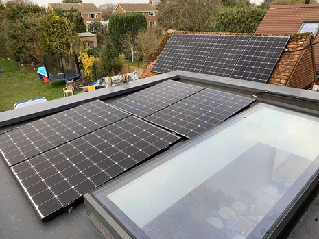 solar pv installation london and essex (