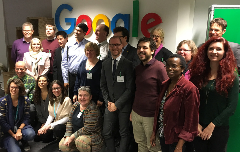 As Chair of EDF ICT Expert Group, coordinated the bilateral discussion with EDF ICT Expert group and Google engineers to exchange info, initiatives, projects, ideas, best practices etc…- Brussels, Belgium - November 2017