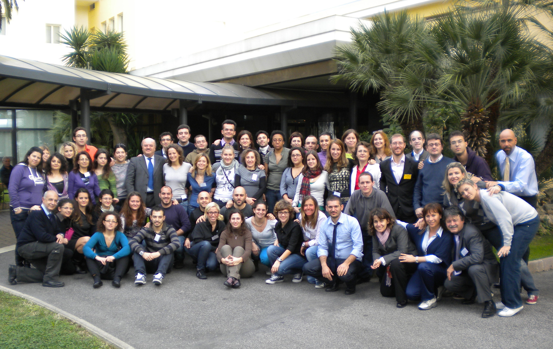 Coordinator of the 1st Italian Deaf Academic Conferences (FNA) historic event; included deaf, deaf blind, and hard of hearing students / graduates / and other populations with adaptive services - Roma, Italy - 2009
