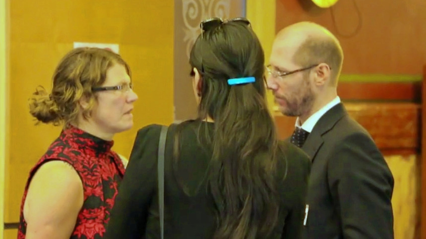 Conversation with the vice-Chairperson of the Committee for the UN Convention on the Rights of Persons with Disabilities during the 16th session of the UNCRPD Committee - Geneva, Switzerland - August 2016