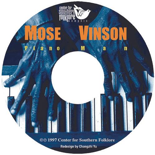 Mose Vinson - Piano Man