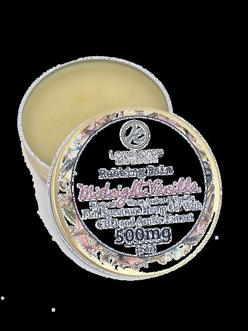 Rubbing Balm ~ Midnight Vanilla