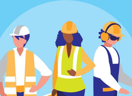 We Are The 10%: Life as A Woman in Construction