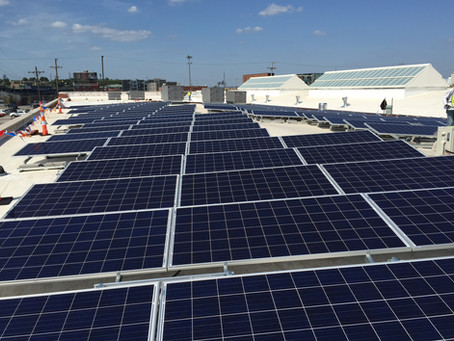 Sustainable Construction Systems: Solar Power and Geothermal