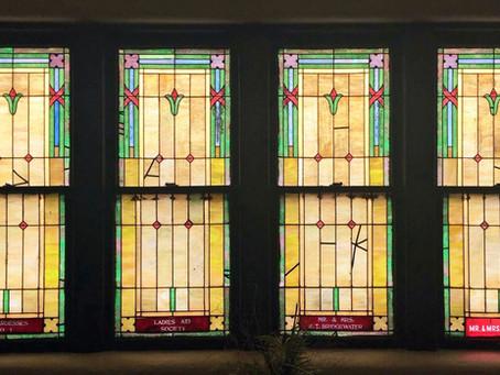 Historic Renovation Spotlight: Restoring Century-Old Stained Glass