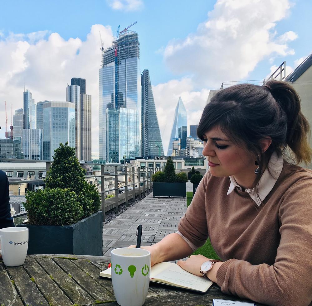 Hannah Duncan freelance copywriter