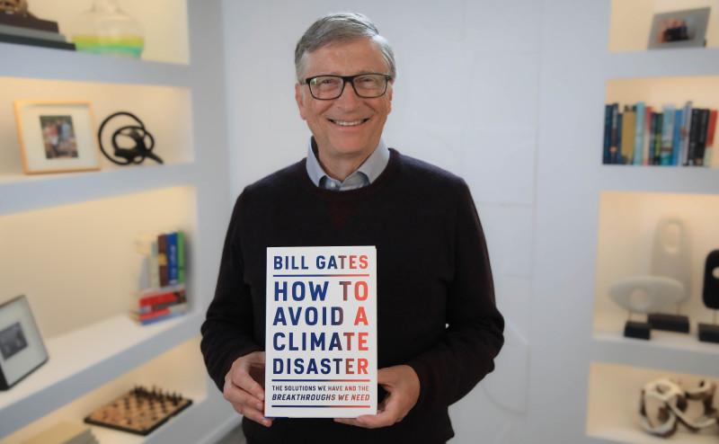 Bill Gates new book
