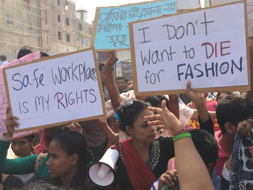 A plea to wealth managers: Stop fast fashion greenwashing